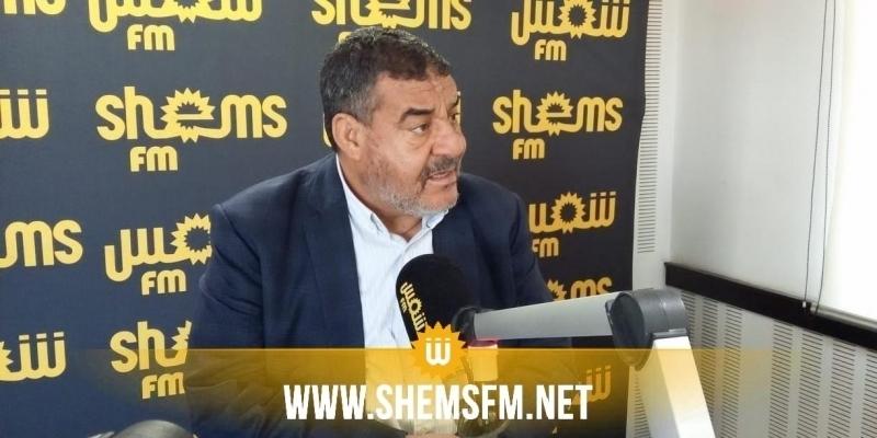 Mohamed Ben Salem : 'Rached Ghanouchi n'est pas la meilleure personnalité pour être à la tête du gouvernement'