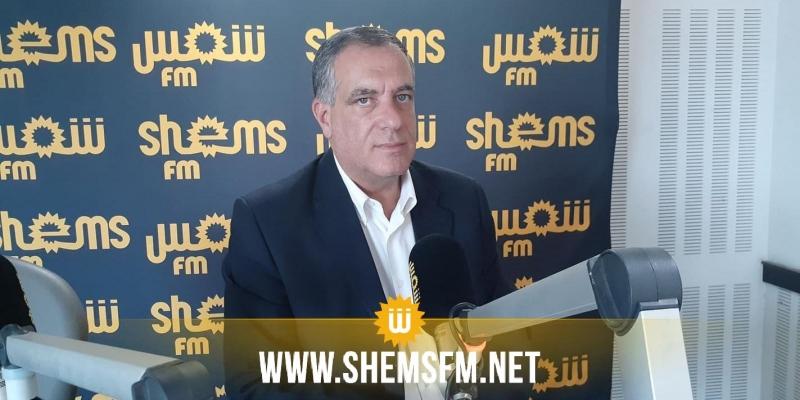 غازي الشواشي: 'الغنوشي لا يمكن أن يكون رئيسا للحكومة وعلى النهضة التواضع والتنازل'