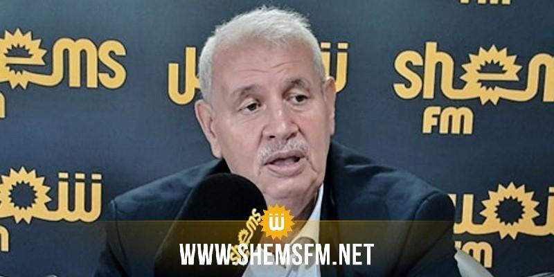 مصطفى بن أحمد: حركة تحيا تونس مع تشكيل 'حكومة مصلحة وطنية'