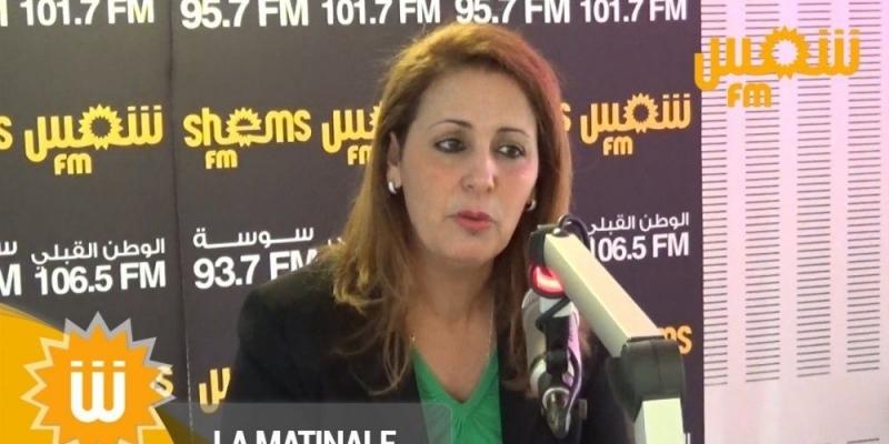 ليلى حداد: حركة الشعب ترفض حكومة ترأسها حركة النهضة