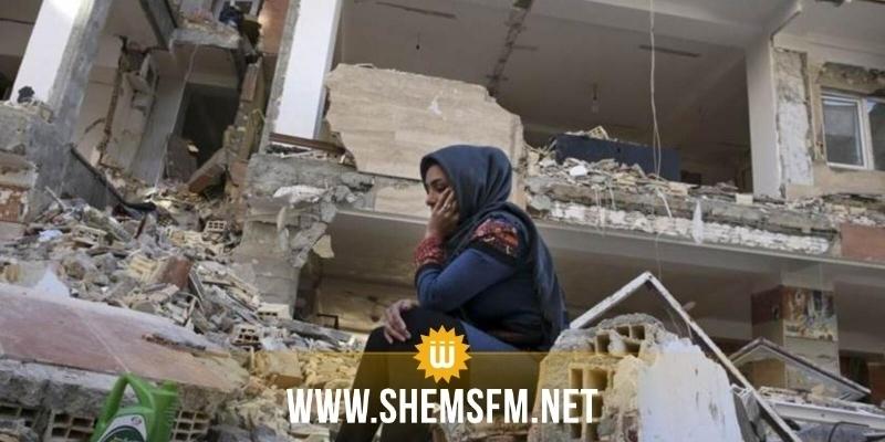 Iran : un séisme fait 5 morts et 120 blessés