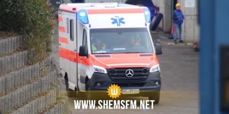 Allemagne : 35 mineurs sains et saufs après une explosion dans une mine