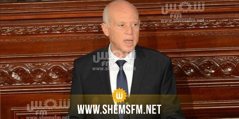 رئيس الجمهورية: 'سنصنع تاريخا جديدا لتونس'