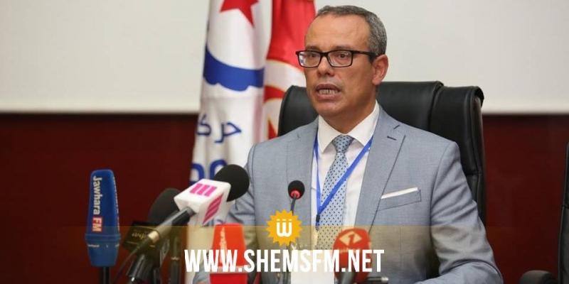 عماد الخميري.. شورى النهضة سيتداول في مسألة تشكيل الحكومة بعيدا عن طرح الأسماء