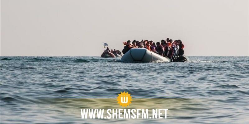 ضبط 76 شخصا بصدد اجتياز الحدود خلسة