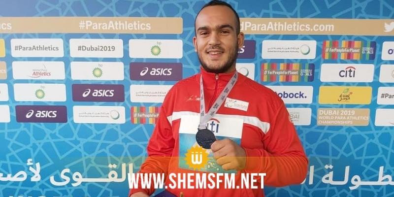بطولة العالم لذوي الإحتياجات الخاصة: أول فضية لتونس