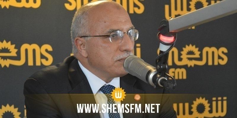 الهاروني: 'نعتقد أن تنازل النهضة عن رئاسة الحكومة ليس من مصلحة تونس'