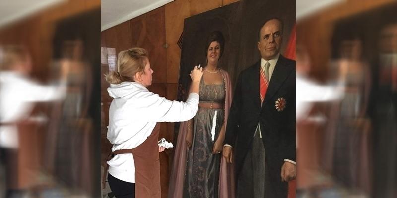 المنستير: انطلاق ترميم اللوحات الفنية لبورقيبة (صور)