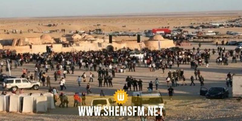 النقابة الجهوية لقوات الأمن الداخلي بتوزر تهدّد بعدم تأمين الكثبان الرملية