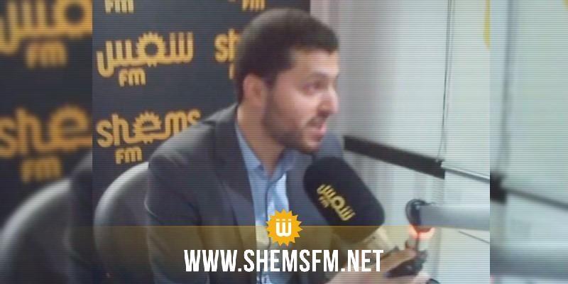 غسان الشقراني: 'ترشيح شرف الدين لرئاسة البرلمان غير مُقنع والغنّوشي مُتقدّم في السن'