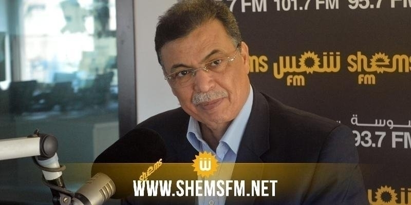 بوعلي المباركي: ' لا وجود لدولة دون اتحاد شغل'
