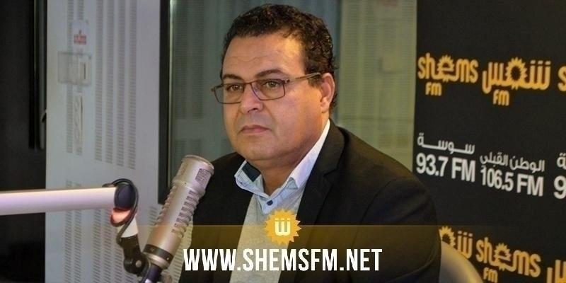 المغزاوي: حركة الشعب والتيار الديمقراطي سيكون لهما مرشّح توافقي لرئاسة البرلمان ولن يدعما الغنّوشي