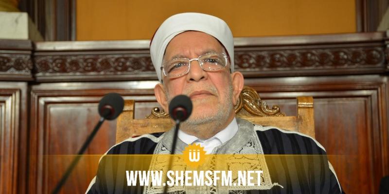 عبد الفتاح مورو: 'التبلبيز الي كان موجود يلزم يُنقص'