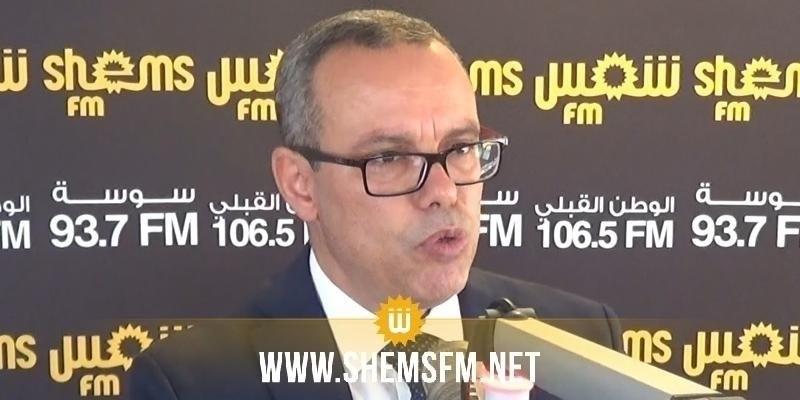 عماد الخميري:'التيار الديمقراطي وحركة الشعب وجهانا بنوع من التصلب خلال الحوار حول الحكومة'