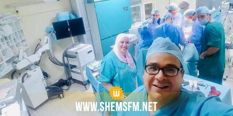 المستشفى الجهوي بقرقنة: إجراء أوّل عملية جراحية لاستئصال ورم بالمستقيم