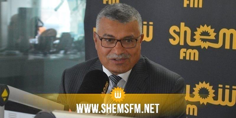 فتحي العيادي: 'قلب تونس كنا حاطينو البرّا وتوا مازال البرّا'