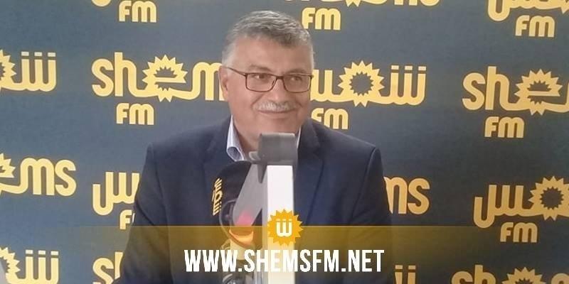 فتحي العيادي: 'كنا ننتظر أن يصوت نواب تحيا تونس للغنوشي'