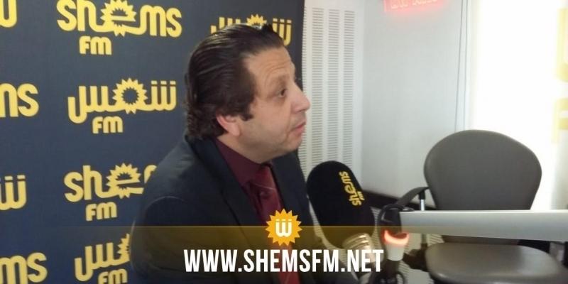 خالد الكريشي: 'تحالف النهضة وقلب تونس وائتلاف الكرامة هجين وغريب'