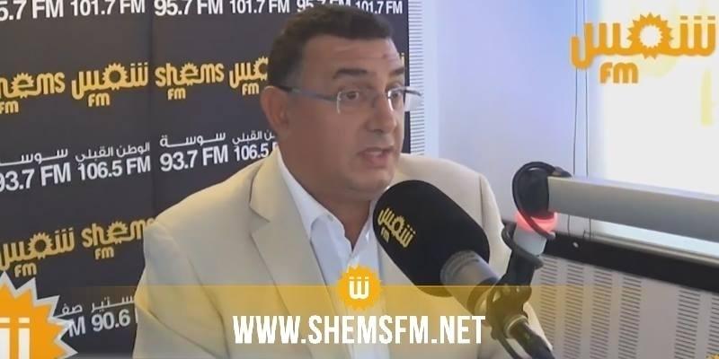 عياض اللومي: 'الجليد ذاب بين النهضة وقلب تونس'