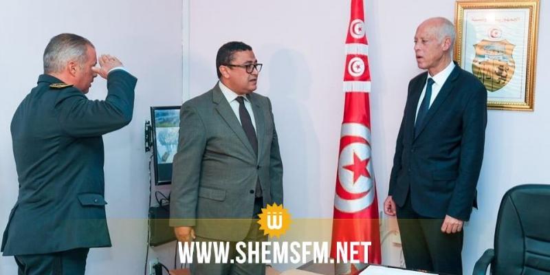 الرئيس قيس سعيد خلال زيارته الوردانين : محاولات الإرهابيين ستبقى بائسة ويائسة