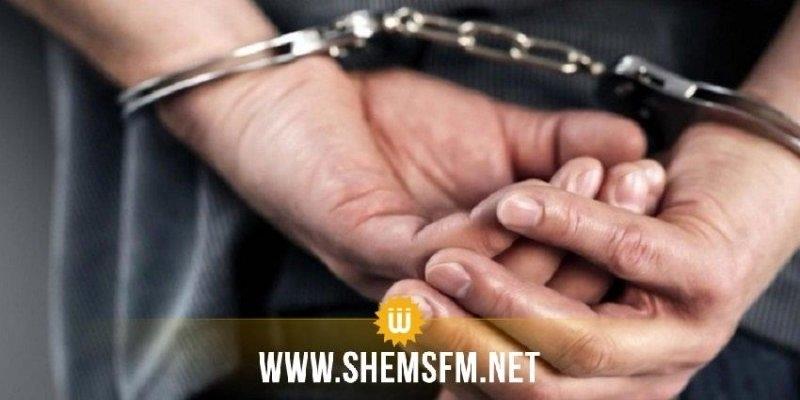 القيروان: إيقاف مجرم محكوم بالمؤبد فار منذ سنة 2016