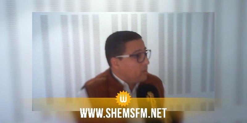 هشام العجبوني: 'نبيل القروي حلقة ضعيفة والنهضة تحالفت معه لإرساء دولة عميقة جديدة'