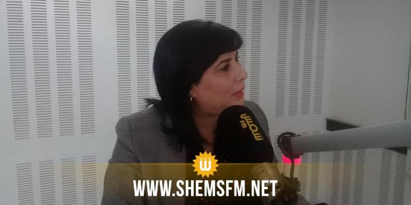 عبير موسي: كل من يرفع شعار رابعة هو داعشي
