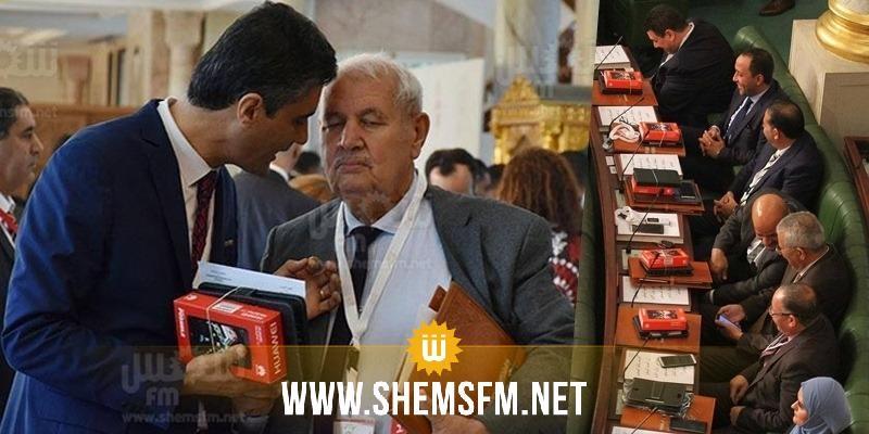البرلمان : أجهزة 'tablettes' التي تم منحها للنواب هي هبة من الأمم المتحدة