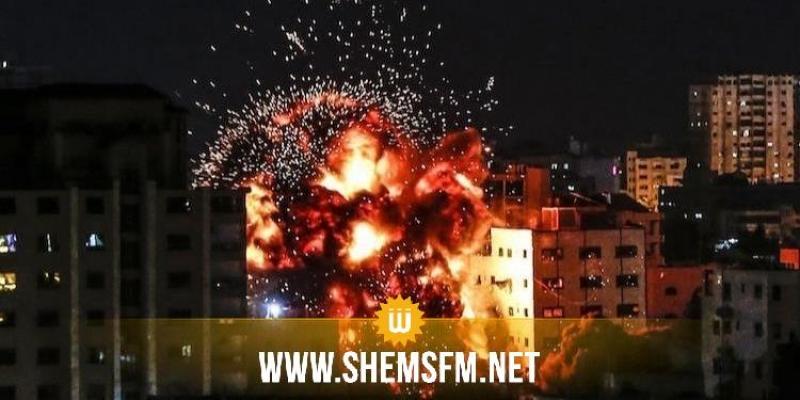اتحاد الشغل يدين العدوان الاسرائيلي على غزة