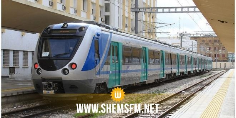 برمجة قطار جديد ينطلق من محطة حمام الأنف في اتّجاه تونس