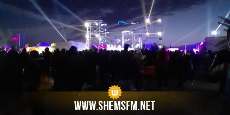 الكثبان الالكترونية: 30 ساعة متواصلة من الموسيقى في عمق الصحراء