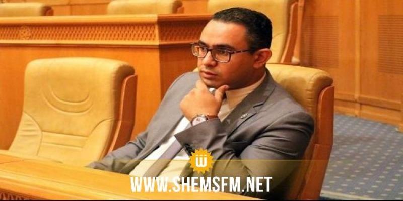 الفطحلي ينفي إيقاف نائب في قليبية