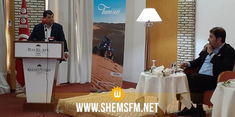 وزير السياحة: الهدف من تظاهرة 'الكثبان الإلكترونية' إضفاء حركية إقتصادية في الجنوب التونسي