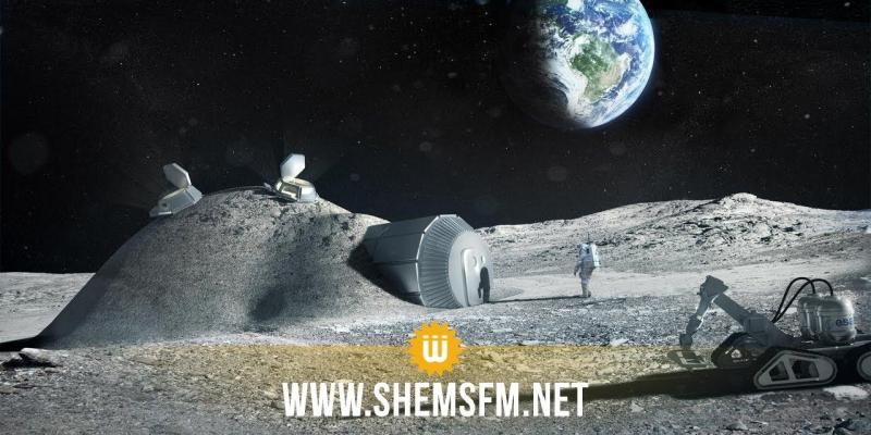 أوكرانيا تعرض مشروعا لبناء مدينة على سطح القمر