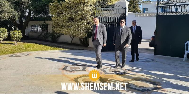الجملي يلتقي وفدا عن كتلة الإصلاح الوطني