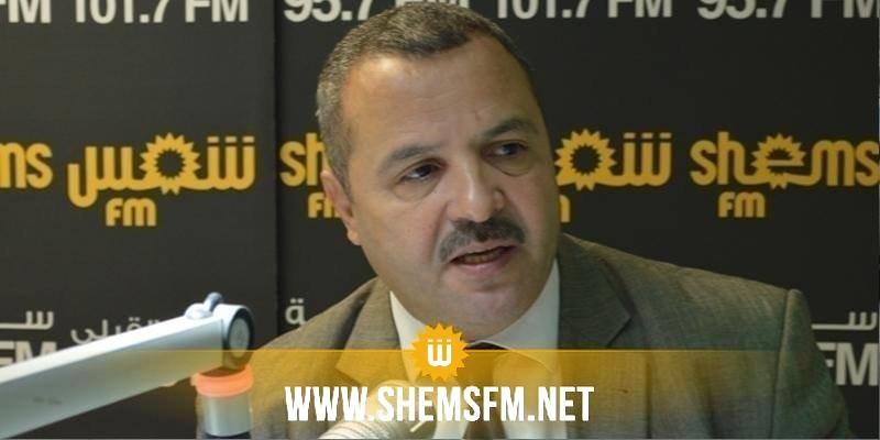المكي: 'الجملي مُلزم بقبول شرط النهضة بعدم تشريك قلب تونس في الحكومة'