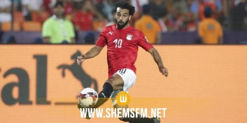 صلاح يشارك مع مصر في الألعاب الأولمبية طوكيو 2020