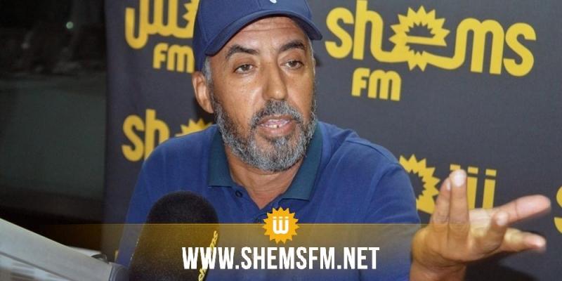 سعيد الجزيري: 'إذا شاركنا في الحكومة سنطلب حقيبة وزارة الصحة'