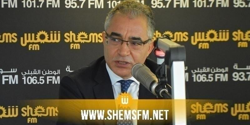 محسن مرزوق: مشروع تونس غير معني بالمشاركة في الحكومة المقبلة