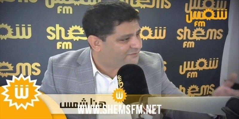 وليد جلاد: 'تحيا تونس غير معنية بالمشاركة في الحكومة'