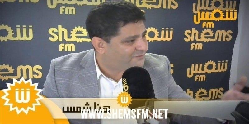 Walid Jalled : 'Tahya Tounes n'est pas concerné par la participation dans le gouvernement'