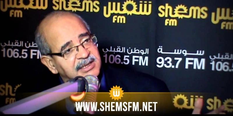 صلاح الدين الجورشي: 'ملامح الحكومة بدأت تتشكل لدى الحبيب الجملي'
