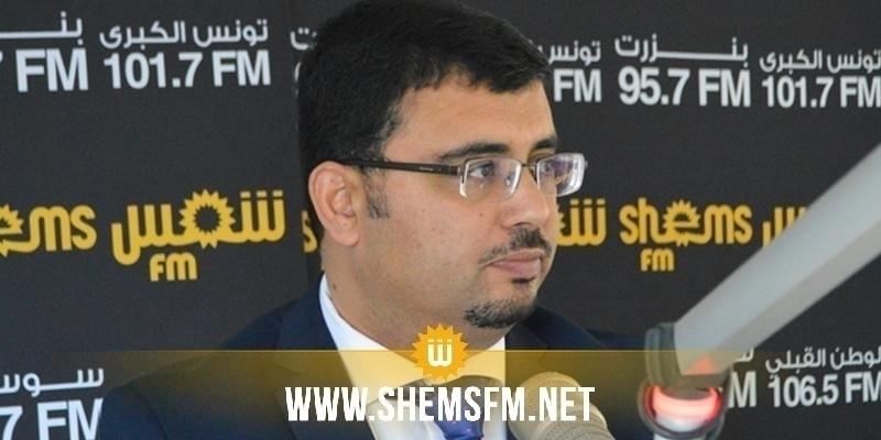 خالد شوكات ضيف الماتينال