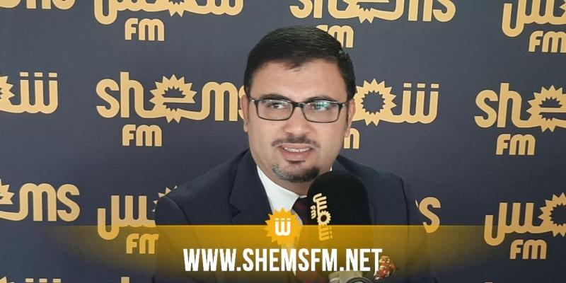 خالد شوكات: 'الحبيب الجملي يمكنه النجاح في تشكيل الحكومة'