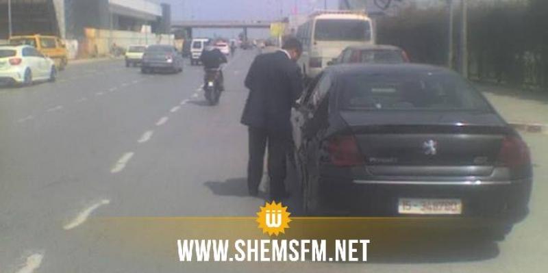 تراجع مخالفات استعمال السيارات الإدارية