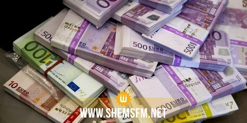 احتياطي تونس من العملة الصعبة يصل الى 106 يوم توريد