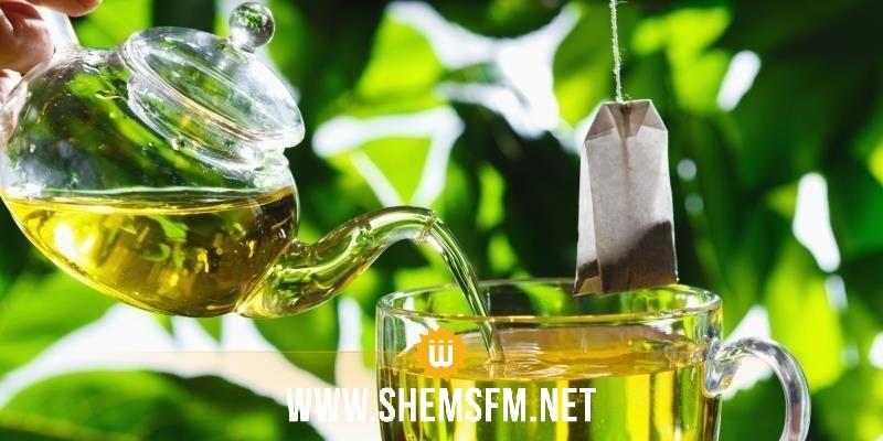 صحة: فوائد الشاي الأخضر على الريق