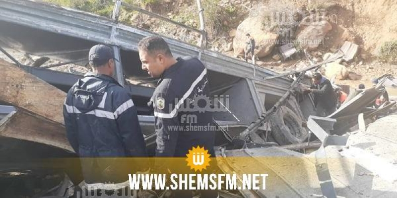حادث عمدون: 3 شقيقات ضمن الضحايا