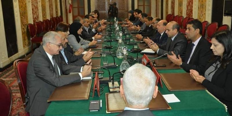 راشد الغنوشي حول حادث عمدون: 'سنسائل الوزراء والأطراف المعنية'