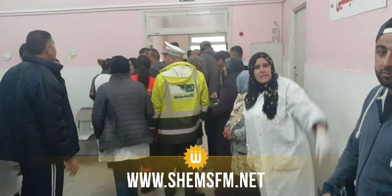 مدير الصحة بباجة: حاليا يوجد 3 جرحى بالمستشفى أحدهم سيتم نقله إلى مستشفى القصاب'